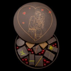 Saint Valentin (Noir)