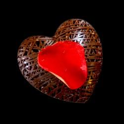 Petit Cœur dentelle (Lait)