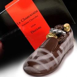 Charentaise individuel (noir) 250gr